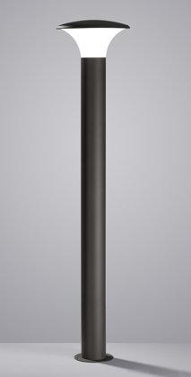 4W 320lm 3000K LED dārza laterna KONGO
