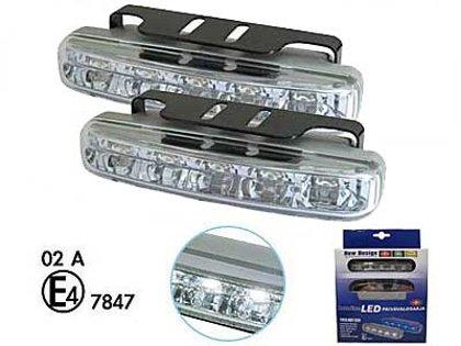 LED dienas gaitas lukturis 1605-NS1269 (2 gab.)