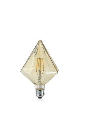 4W (30W) 2700K LED filament spuldze TRIO Crystal
