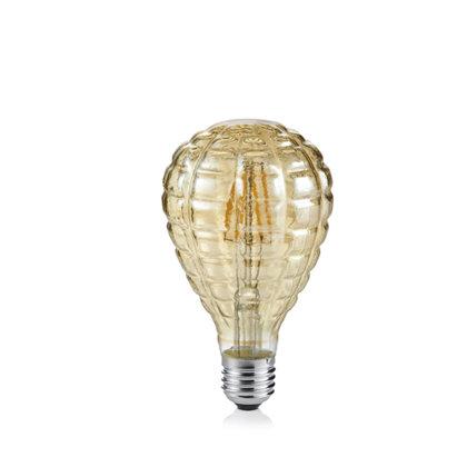 4W (30W) 2700K LED filament spuldze TRIO Luster