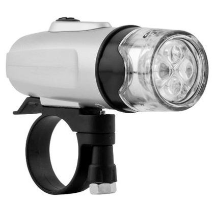 1 lux LED velosipēda priekšējis lukturis AXA COMET IV PRO