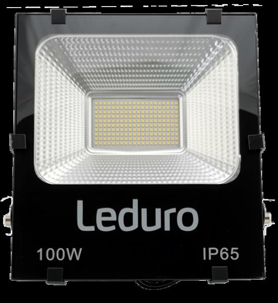100W 12000lm 4500K LED prožektors Leduro