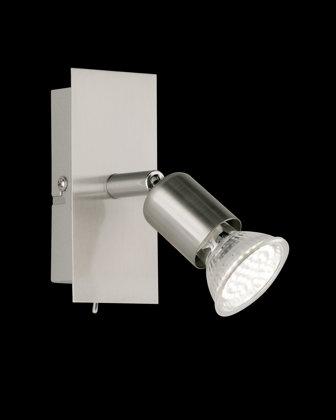 3W 230lm 3000K LED sienas lampa NIMES ar slēdzi