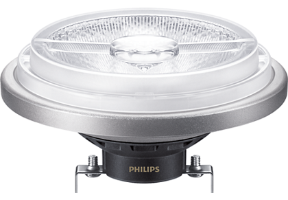 11W (50W) 620lm 3000K CRI97 dimmējama 24° LED spuldze PHILIPS AR111