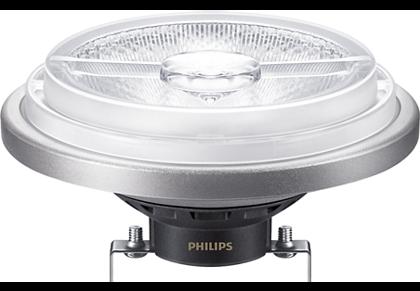 11W (50W) 600lm 2700K CRI97 dimmējama 24° LED spuldze PHILIPS AR111