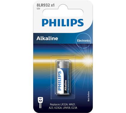 PHILIPS 8LR932 baterija (1 gab.)