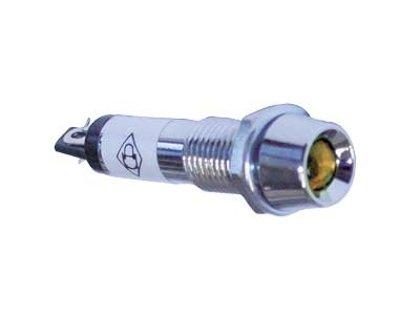 Dzeltens LED gaismas indikators JA-LED24-KE