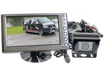Atpakaļgaitas kameru sistēma PSVT RV-702HD